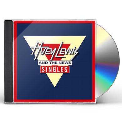 Huey Lewis & The News SINGLES CD
