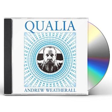 Andrew Weatherall QUALIA CD