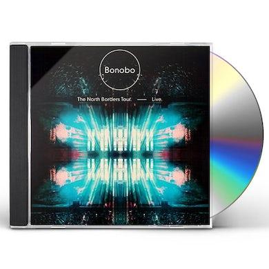 Bonobo NORTH BORDERS TOUR: LIVE CD