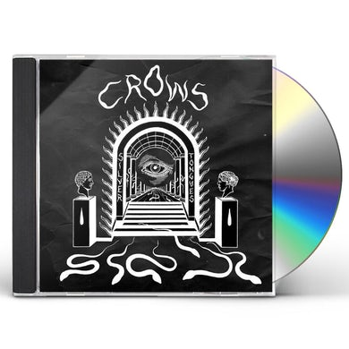 Crows SILVER TONGUES CD