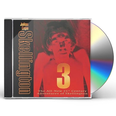 Julian Cope SKELLINGTON 3 CD