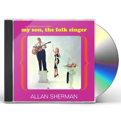 Allan Sherman MY SON THE FOLK SINGER CD