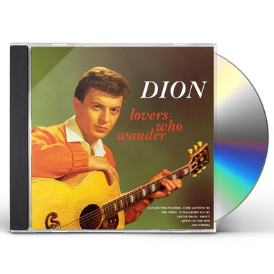 Dion LOVERS WHO WANDER CD