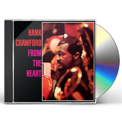 Hank Crawford FROM THE HEART CD