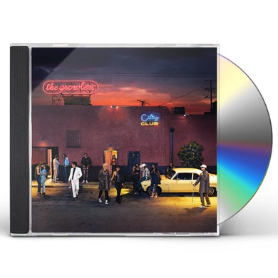 The Growlers CITY CLUB CD