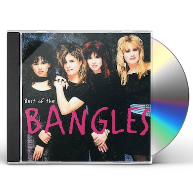 BEST OF THE BANGLES CD