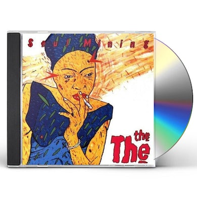 The The.  SOUL MINING CD