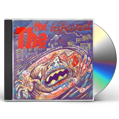 The The.  INFECTED CD