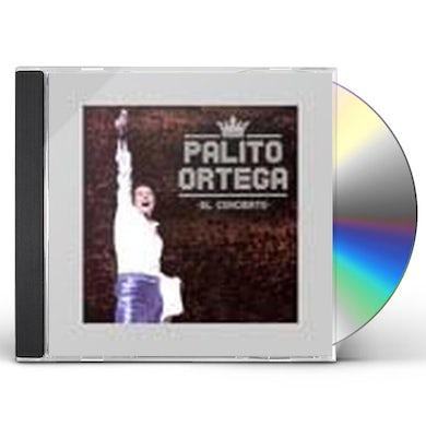 Palito Ortega EN CONCIERTO CD