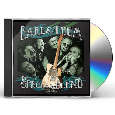 Earl & Them SPECIAL BLEND CD