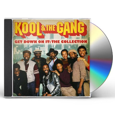 Kool & The Gang GET DOWN ON IT: THE COLLECTION CD