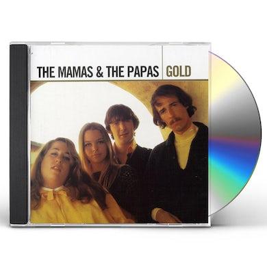 Mamas & Papas GOLD CD