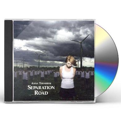 Anna Ternheim SEPARATION ROAD CD
