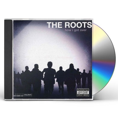 The Roots HOW I GOT OVER CD
