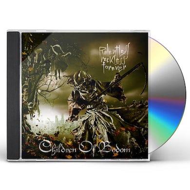 Children Of Bodom RELENTLESS RECKLESS FOREVER CD