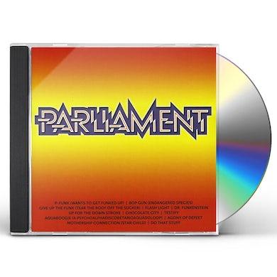 Parliament ICON CD