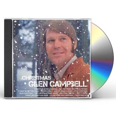 Glen Campbell ICON Christmas CD