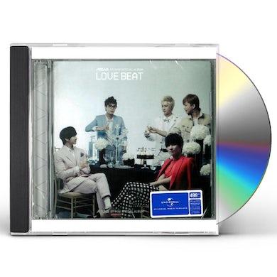 MBLAQ LOVE BEAT CD