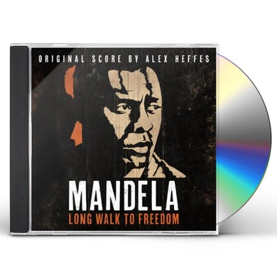 Alex Heffes MANDELA: LONG WALK TO FREEDOM (SCORE) / Original Soundtrack CD