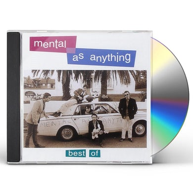 Mental As Anything BEST OF CD