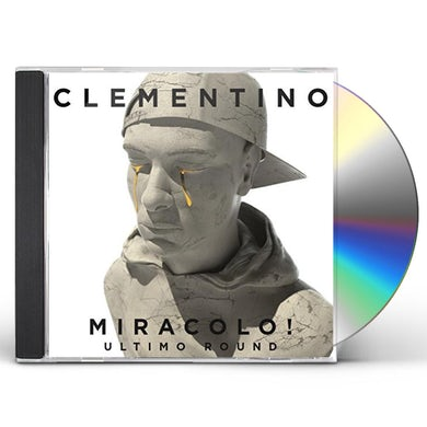 Clementino MIRACOLO! - ULTIMO ROUND CD - Italy Release