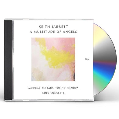 Keith Jarrett MULTITUDE OF ANGELS CD