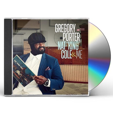 Gregory Porter NAT KING COLE & ME CD