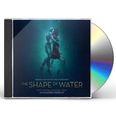 Alexandre Desplat SHAPE OF WATER - Original Soundtrack CD