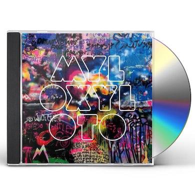 Coldplay MYLO XYLOTO CD