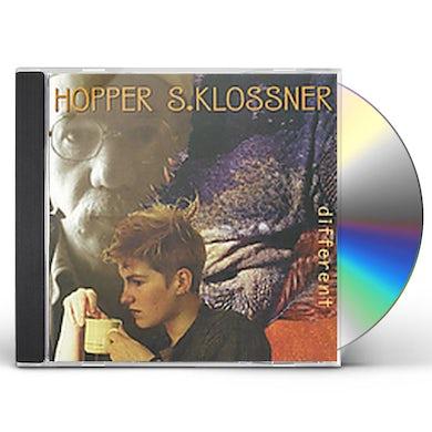 Hugh Hopper DIFFERENT CD