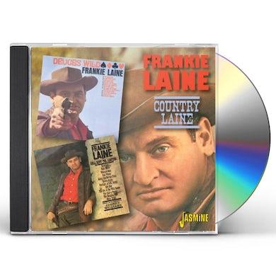 Frankie Laine COUNTRY LAINE CD