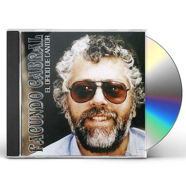 Facundo Cabral EL OFICIO DE CANTOR CD