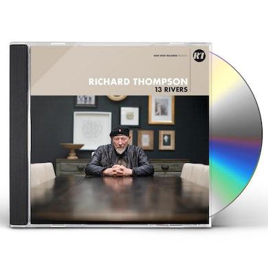 Richard Thompson 13 RIVERS CD