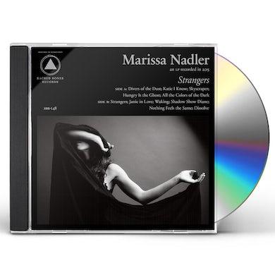 Marissa Nadler STRANGERS CD