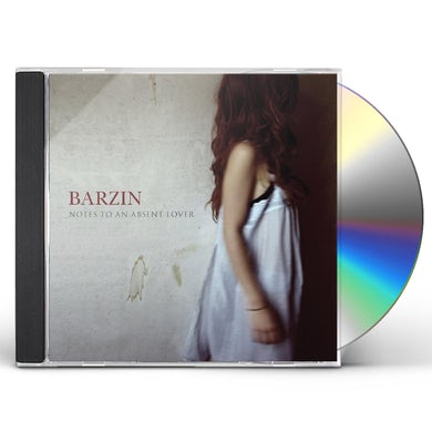 Barzin NOTES TO AN ABSENT LOVER CD
