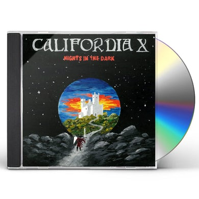 California X NIGHTS IN THE DARK CD