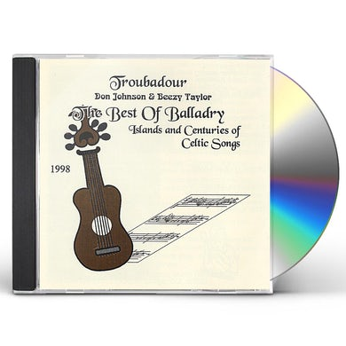 Troubadour BEST OF BALLADRY CD