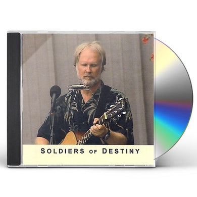 Dale Brown SOLDIERS OF DESTINY CD