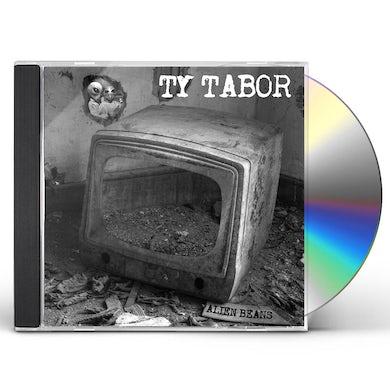 Ty Tabor ALIEN BEANS CD