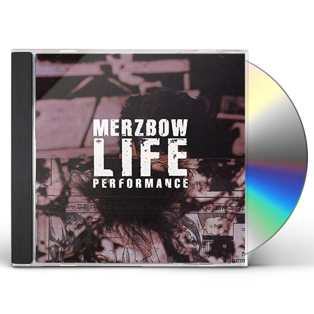 Merzbow LIFE PERFORMANCE CD