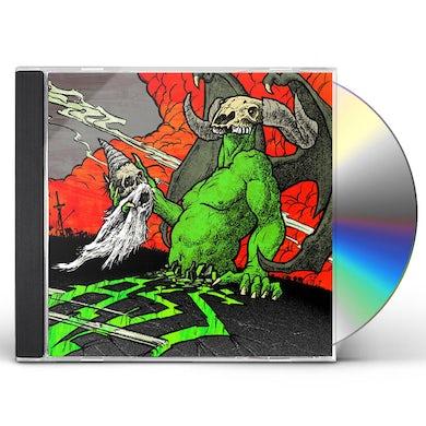 Ass SHITTY WIZARD VS. SUPER SATAN CD