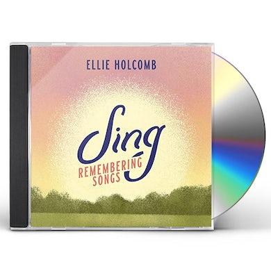 Ellie Holcomb SING: REMEMBERING SONGS CD