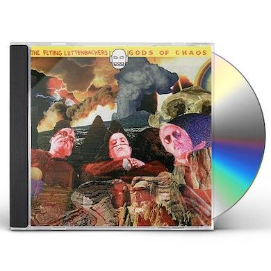 Flying Luttenbachers GODS OF CHAOS CD