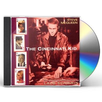 Lalo Schifrin CINCINNATI KID / Original Soundtrack CD
