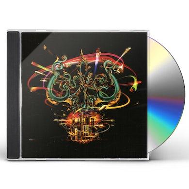 Earlies ENEMY CHORUS CD