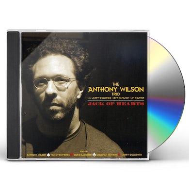Anthony Wilson JACK OF HEARTS CD