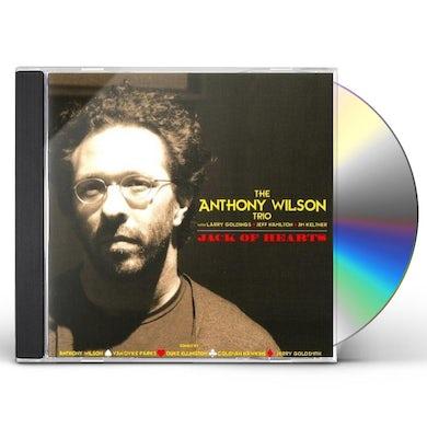 Anthony Wilson JACK OF HEARTS (SACD) Super Audio CD