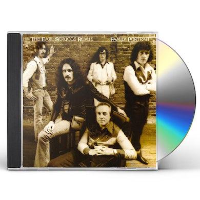 Earl Scruggs FAMILY PORTRAIT CD