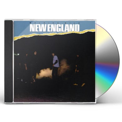 New England WALKING WILD CD