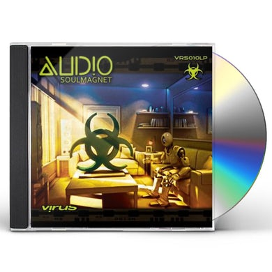 Audio SOULMAGNET CD
